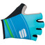Sportful Gruppetto Pro Gloves blue flame/electric blue/green